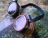 Crow's Nest Goggles - Steampunk Goggles