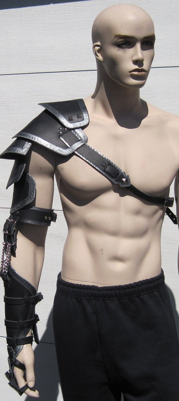 Leather Armor  Full Arm