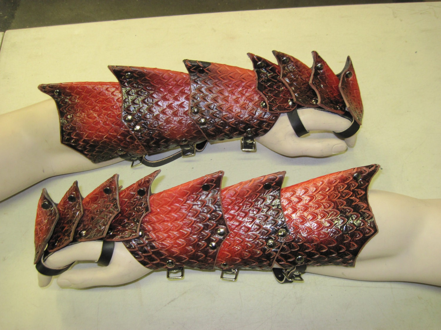 Crafted Gauntlets
