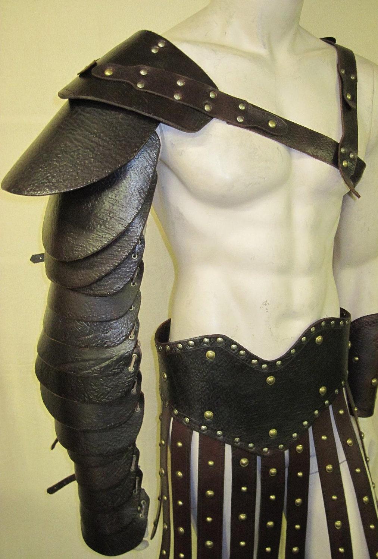 Leather Armor Spartacu... Nazgul Costume