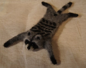 Mini Roadkill Animal of Your Choice - Can Be Keychain or Ornament