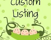Custom Listing for Luci Carriedo