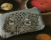 Screech Owl accessory bag