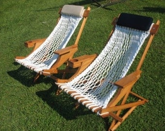 Outer Banks Hammocks rope rocker