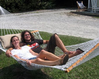 Outer Banks Standard Double Rope Hammock