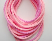 Knitted Roap scarf - girls
