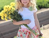 Girls Happy Twirl Skirt