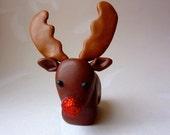 Reindeer - Handmade FIMO