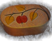 Lovely handmade jewellery box