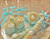 Edible Wedding Favors Beach Seashells Complete Candy Buffet