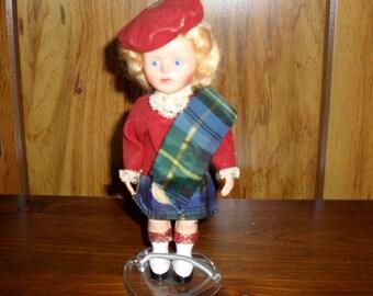 Little Scottish Doll
