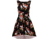 Gnome Dress 1950's Style