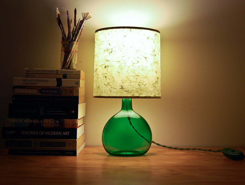 Как сделать основание для настольной лампы своими руками
