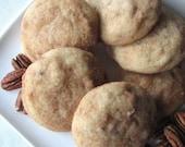 Praline Snickerdoodle Cookies 1 Dozen - Qs GOODIES