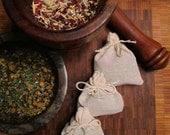 Cold and Flu Tea, with Echinacea...Organic Medicinal Herbal Tea