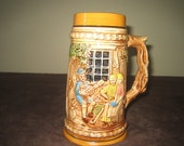 Tall Beer Stein
