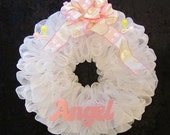 Lil' Angel Wreath