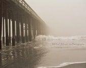 Ventura Pier in the Fog