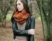 Chicago  Infinity Scarf - CHOOSE YOUR COLOR  Custom Cowl infinity scarf