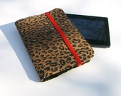 Kindle Cover  in Leopard Print