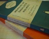 RARE - Memoirs of Sherlock Holmes (1952 - Penguin Books)