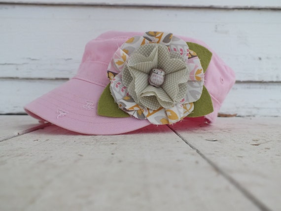 Pink Toddler/Youth Hat