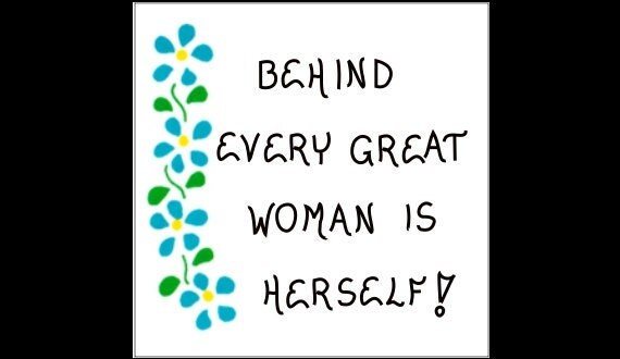 celebrate womens history month inspiring woman quote female