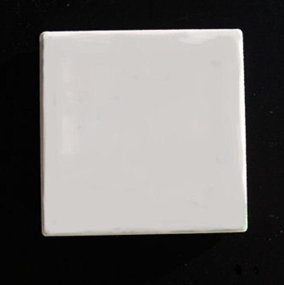 Items Similar To Blank Ceramic Tile Magnets For Decoupage