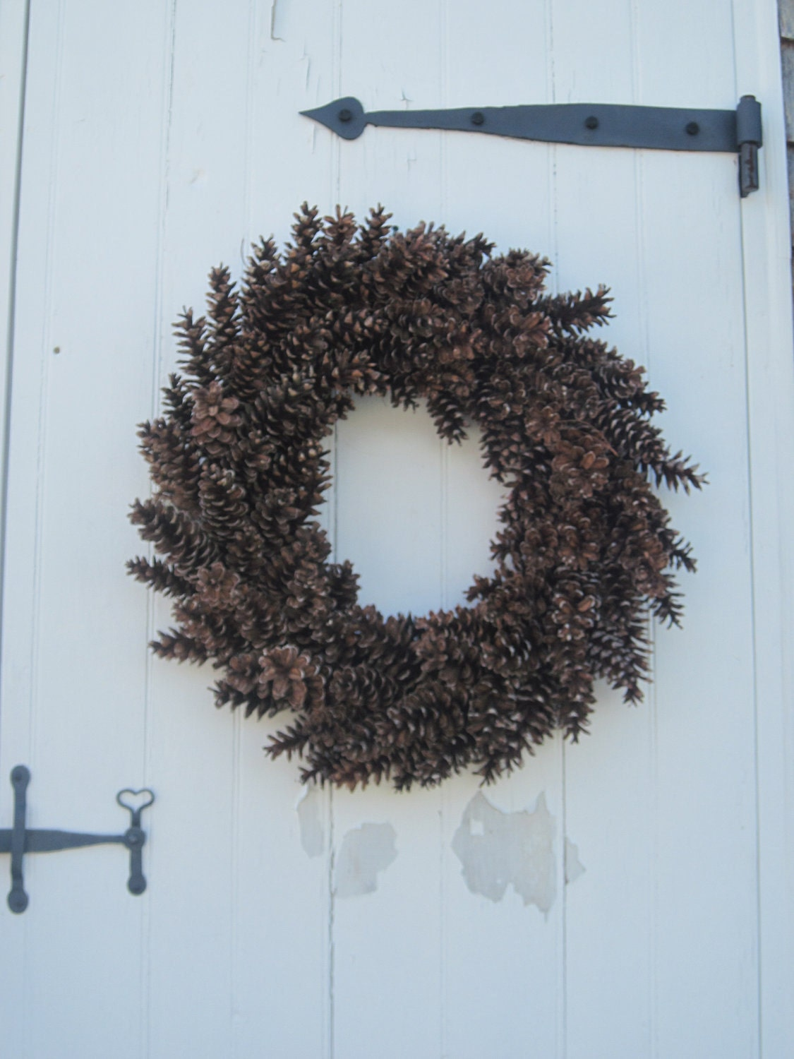 Maine State Flower Wreath and Gorgious