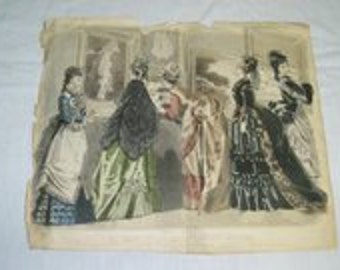 1875 Petersons fashion plate