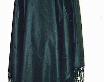 mid-19th century shawl