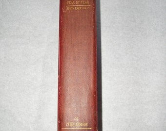 A History of the Nineteenth Century Book c. 1900 (M)
