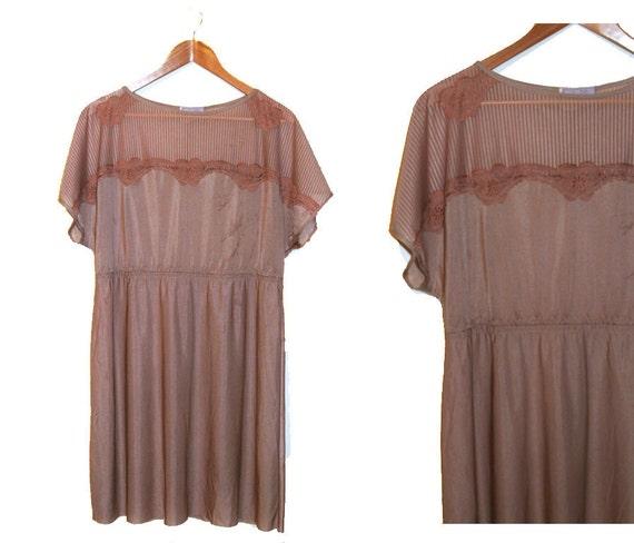 Vintage pink dress or lingerie