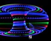 32in Nova LED Hoop - Ready to Ship