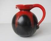 Art Deco ceramic Vase Mosa