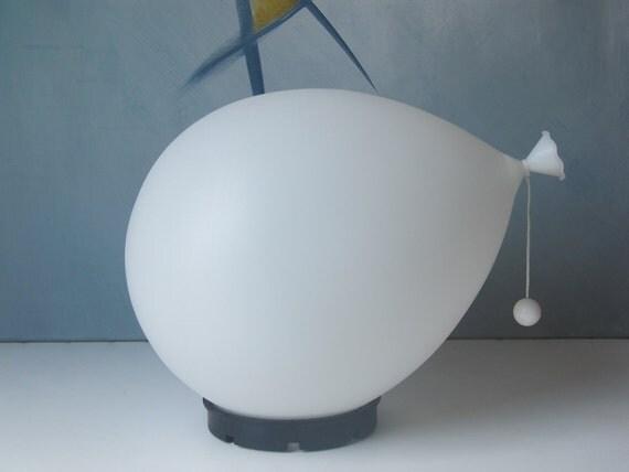 Balloon Table lamp or wall/ceiling light designed by Yves Christin for Bilumen