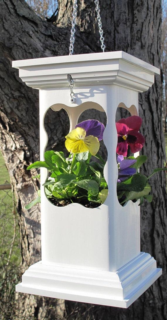 Planter hanging,PVC ,Dreamy- versatile, reusable-Made in USA
