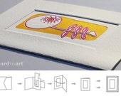 Card to Art Series 2: Flowers - Robynne Raye