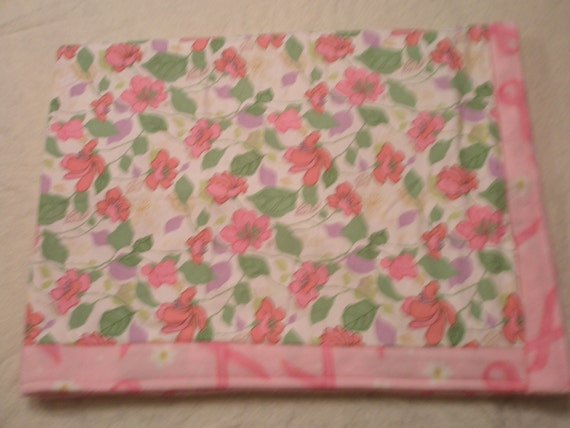 Breast Cancer Throw Blanket