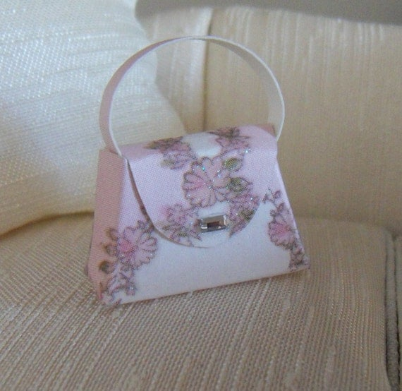 Dollhouse handbag