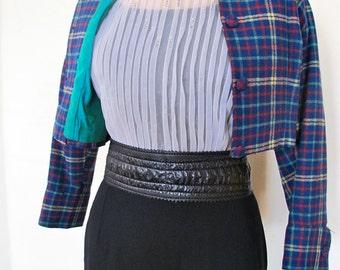 Long Black Skirt  - crepe, sexy slit, slimming, day to night - Imported NEXT, UK designer shop