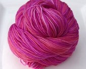 Reserved for Rose Marie - Serendipity (2) Merino Silk 4ply hand dyed yarn