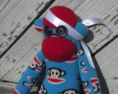 Sock Monkey Doll: Ham Hawke