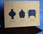 SPECIAL ORDER gmilligan: Gifts of Kings Christmas Card