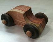 Redwood car