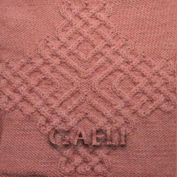 Celtic Cross 10 Knitting Pattern by CelticPatterns on Etsy