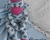 Sock Monkey - Georgia