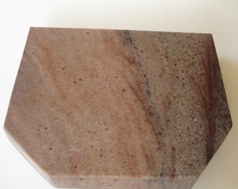 Purple Dunes Cutting Board -  Cold-stone - Cheeseboard - Serving Tray Half size 117