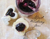 Spiced Blueberry Jam 4oz