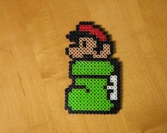 Super Mario in Shoe